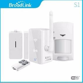 Kit De Alarma Wifi Broadlink Domótica Smartone, Ios-android