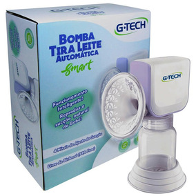 Bomba Elétrica Tira-leite Materno Smart G-tech Automatica