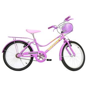 Bicicleta Monark Aro20 Brisa 529820 - Violeta