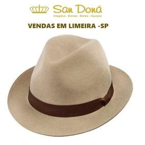 Chapeu Social Masculino Feltro - Chapéus para Masculino no Mercado ... 9a26619f2b4