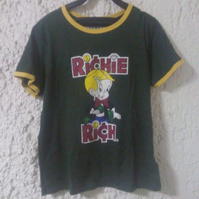Camiseta Richie Rich Verde