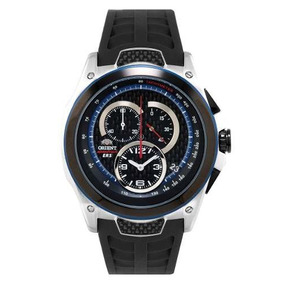 ad04724d54e Relógio Orient Masculino Ref  Mgsp1004 P1px Casual Dourado ...