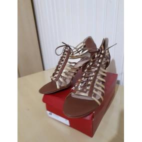 232abae63 Sandalia Feminina Gladiadora Tamanho 42 - Sapatos no Mercado Livre ...