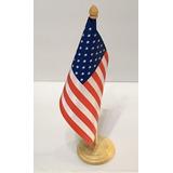 7cfdc513fb81b Bandeira De Mesa Dos Estados Unidos Da América (eua)