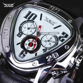 a9ec256edae Relogio Jaragar Gigante Branco De - Relógios De Pulso no Mercado ...