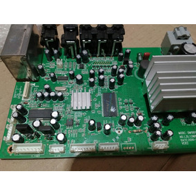 Placa Amplificador Som Philco Ph 650