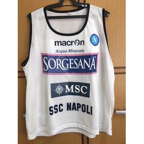 Colete Treino Oficial Napoli 2014 2015 77ed35e38bb29
