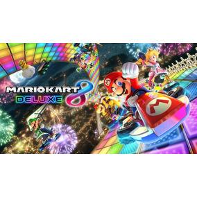 Mario Kart 8 Deluxe Nintendo Switch Digital Primaria