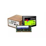 Computadora Pc Mini Intel Dual Core Ssd 120gb Ram 2gb Hdm /v
