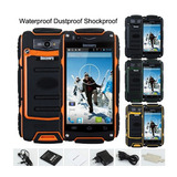 Discovery V8 Android 3g Smartphone Wifi Gps Impermeable 4pcs