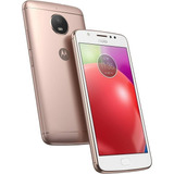 Celular Motorola Moto E4 16gb 2ram 8mp Dual Xt1760. Nfe