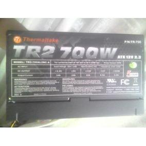 Fuente De Poder Thermaltake Tr2 700w Para Reparar