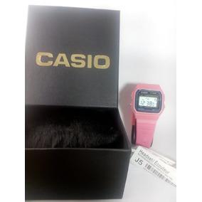 8220a6a5d1c Relogio De Pulso Rosa Claro Casio - Relógios De Pulso no Mercado ...