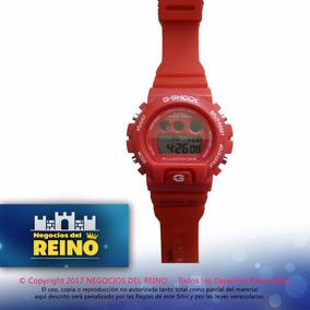 Relojes Casio G- Shock Solo A Partir De 3 Unidades 69b7b2f8d858