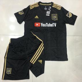 0c087fba96 Novo Kit Camisa + Los Angeles F.c 18 19 - Preço Imperdível!