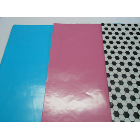 Papel Aluminio Chumbo 27cm X 27 Cm Por Unidad