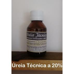 Ureia A 20% Sérum (emoliente/umectante) Vidro 60ml Contagota