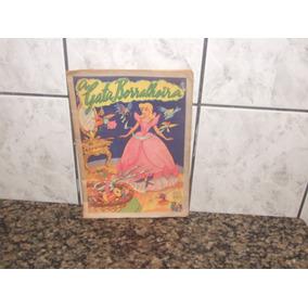 Álbum De Figurinhas A Gata Borralheira - Faltando Nº 31