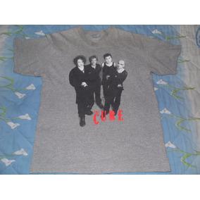 Playera The Cure, Tour Official Merchandise 2006 - 2007