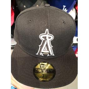 Gorra New Era Angelinos Negra en Mercado Libre México 861388647da