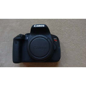 Câmera Canon Eos Rebel T5i Nova