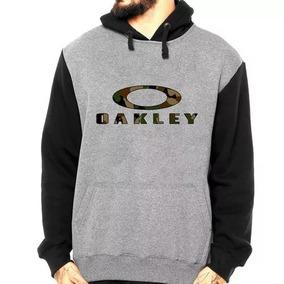 Blusa Moletom Oakley Camuflado Moleton Masculino Canguru. 4 cores. R  69 90 47026c4b4e8