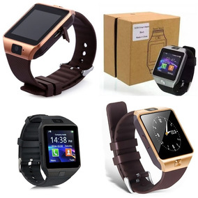 5a4f6a4564f Manual Em Portugues Smartwatch Dz09 - Joias e Relógios no Mercado ...