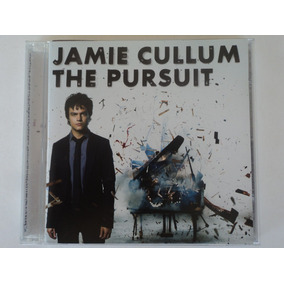 Cd-jamie Cullum:the Pursuit-pop:novo