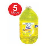 Lysol 5 Litros Desinfectante Multiusos Antibacterial 99.9%