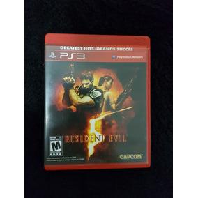Resident Evil 5 Ps3 - Play 3 - Playstation 3 (original)