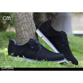 Zapato Casual Calimod Color Negro Lamy Cav001 Tallas 39 - 44