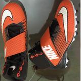 Chuteira Nike Futebol Americano Strike Pro N13