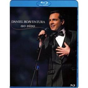 Blu-ray Daniel Boaventura - Ao Vivo