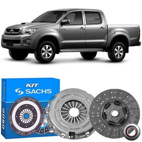 Kit Embreagem Toyota Hilux 2.5 3.0 2010 2011 2012 2013 Sachs