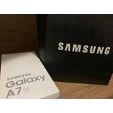 Samsung A7 2016 16gb 4g Dourado - Completo