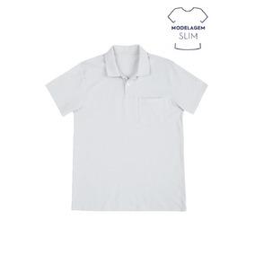 57805bd655 Camisa Polo Com Bolso Hering - Pólos Manga Curta Masculinas em São ...