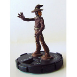 Heroclix Dc: Scarecrow (enemigo De Batman).