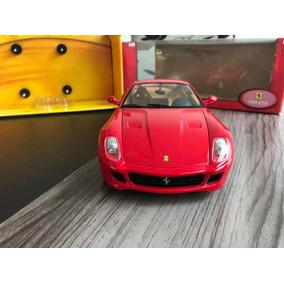 Ferrari 599 Gtb 1/18 Hotwheels Na Caixa!
