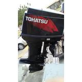 Motor Fuera De Borda Tohatsu 90 Hp Trim Electrico.