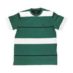 Camiseta Aleatory Listrada - 358 P Aleatory 8f3cc68c2c3