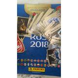 Laminas Doradas Mundial Panini Rusia 2018