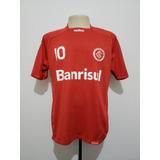 Camisa Oficial Internacional 2009 Home Reebok M Brasileiro