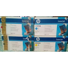 Remat Toner Hp 504a (ce250/ce251/ce253/ce252) Americano Orig