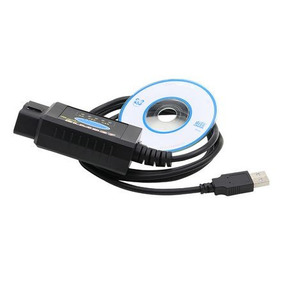 Forscan Scanner Diag Obd2 C/ Suporte Hs/ms-can Ford Usb