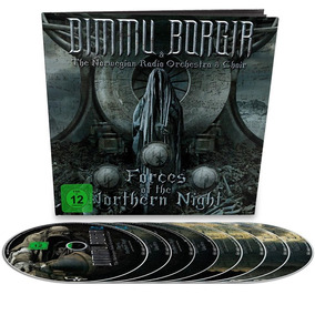 Cd Boxset (earbook) - Dimmu Borgir