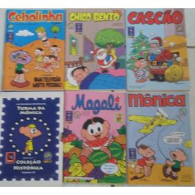 Turma Da Mônica Coleção Histórica Volume 35