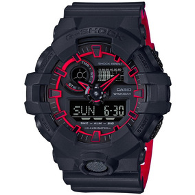 Reloj Casio G-shock Caballero-ga-700se-1a4cr