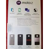 Motorola Moto Z Quebrado