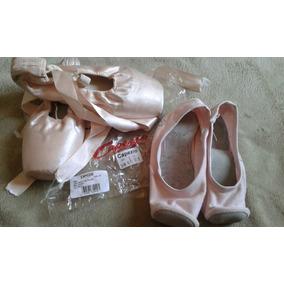 bdffd7d263 Sapatilha De Ponta Capezio Usada Tamanho 6 (36) Ballet