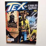Tex Coleção A Dama Do Colorado Nº444